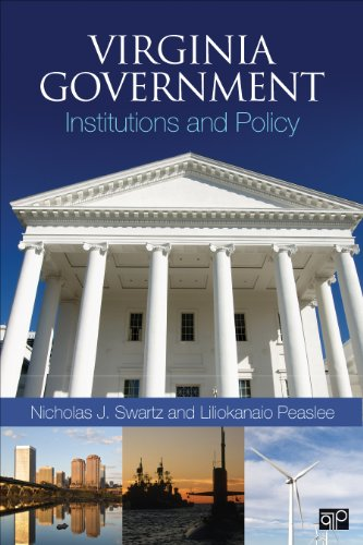 Virginia Government Institutions and Policy  2014 (Revised) edition cover