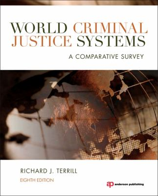 World Criminal Justice Systems A Comparative Survey 8th 2012 (Revised) edition cover