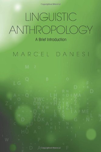 Linguistic Anthropology A Brief Introduction  2012 edition cover