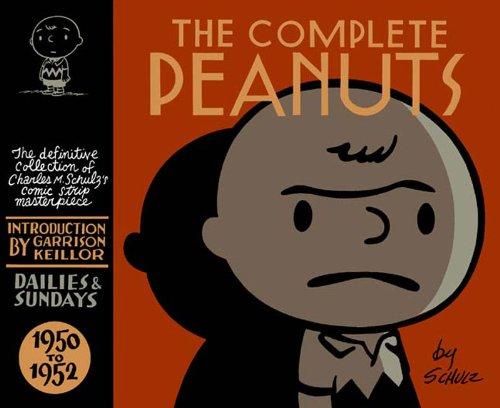 Complete Peanuts, 1950-1952   2004 edition cover