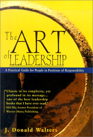 Art of Leadership N/A 9781567314892 Front Cover