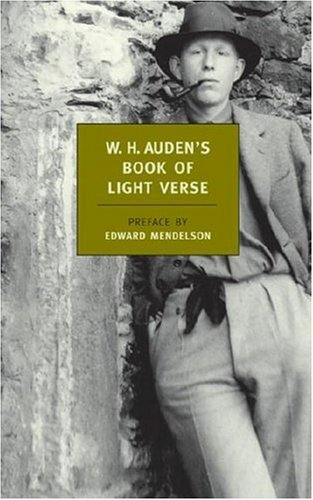 W. H. Auden's Book of Light Verse   2004 edition cover
