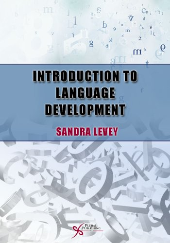 Introduction to Language Development   2013 edition cover