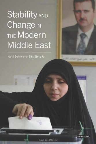 Stability and Change in the Modern Middle East   2010 edition cover