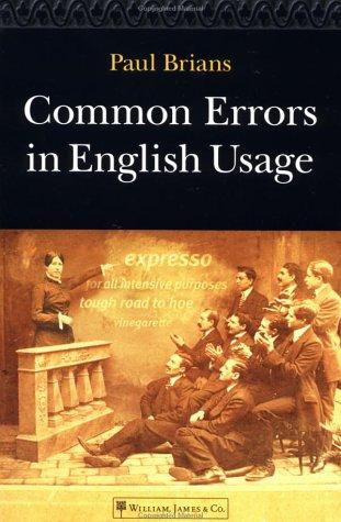 Common Errors in English Usage   2003 edition cover