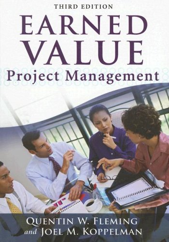 Earned Value Project Management  3rd 2005 edition cover
