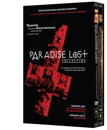 Paradise Lost (Collector's Edition) (Paradise Lost: The Child Murders at Robin Hood Hills / Paradise Lost 2: Revelations) System.Collections.Generic.List`1[System.String] artwork