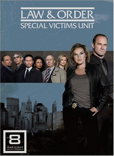 Law & Order: Special Victims Unit - The Eighth Year System.Collections.Generic.List`1[System.String] artwork
