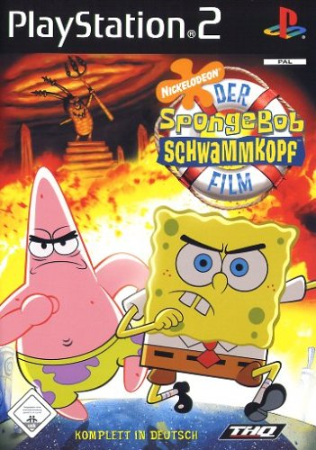 SpongeBob Schwammkopf - Der Film PlayStation2 artwork