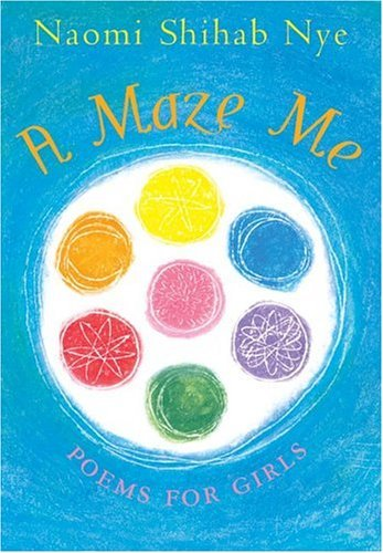 Maze Me Poems for Girls  2005 edition cover