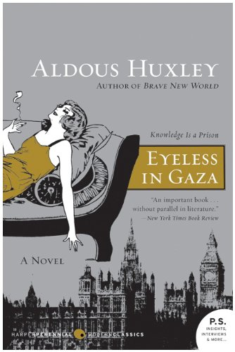 Eyeless in Gaza  N/A edition cover
