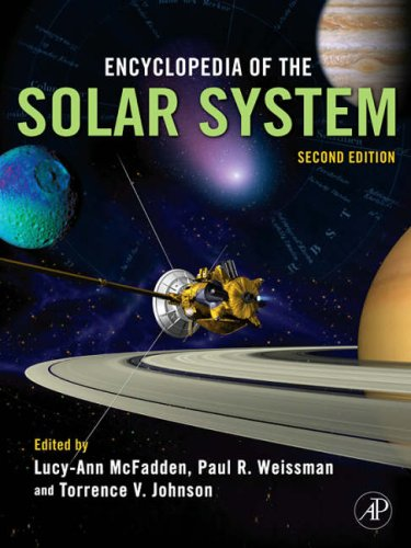 Encyclopedia of the Solar System  2nd 2007 edition cover