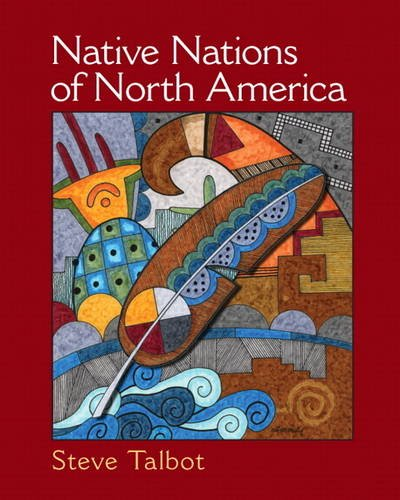 Native Nations of North America An Indigenous Perspective  2015 edition cover