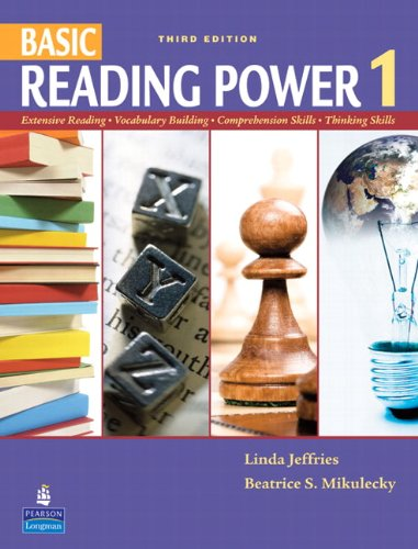 Reading Power  3rd 2010 (Student Manual, Study Guide, etc.) edition cover
