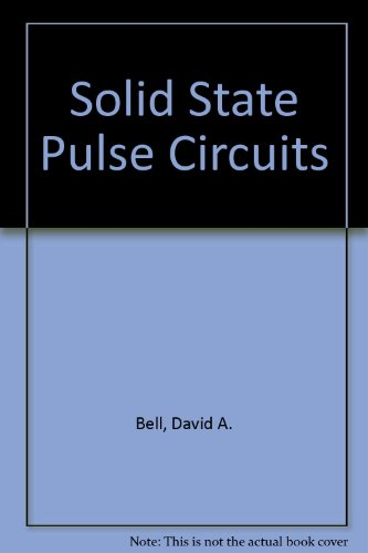 Solid State Pulse Circuits 4th 1997 edition cover