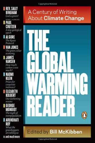 Global Warming Reader A Century of Writing about Climate Change  2012 edition cover