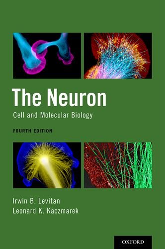 The Neuron: Cell and Molecular Biology  2015 edition cover