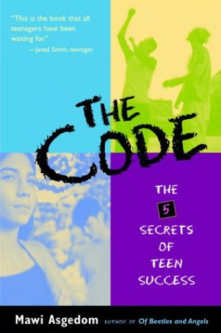 Code The 5 Secrets of Teen Success  2003 edition cover