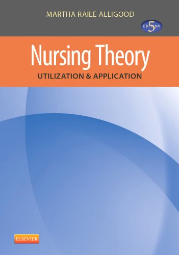 Nursing Theory Utilization and Application 5th 2013 edition cover