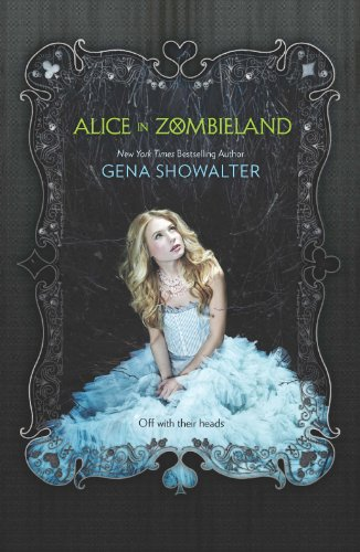 Alice in Zombieland   2012 edition cover