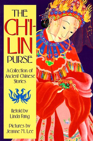 Ch'i-Lin Purse A Collection of Ancient Chinese Stories  1997 edition cover