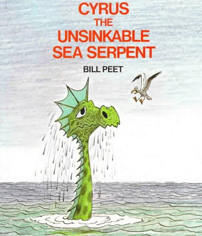 Cyrus the Unsinkable Sea Serpent   1982 edition cover