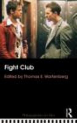 Fight Club   2012 9780415781893 Front Cover