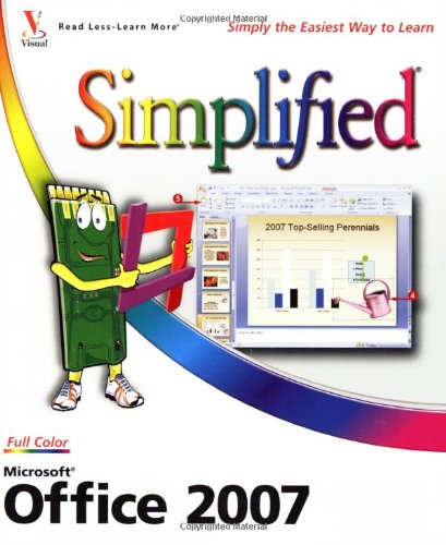 Microsoft Office 2007 Simplified   2007 edition cover