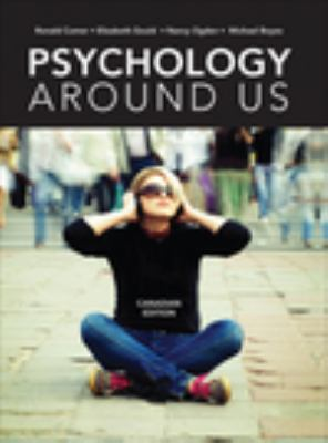 Psychology Around Us   2012 9780470678893 Front Cover