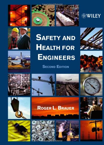 Safety and Health for Engineers  2nd 2006 (Revised) edition cover