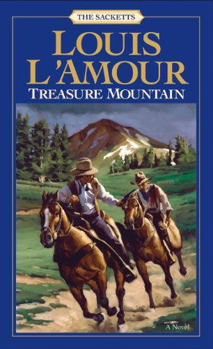 Treasure Mountain A Novel  1972 9780553276893 Front Cover