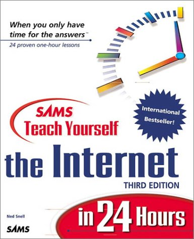Internet  3rd 1999 9780672315893 Front Cover