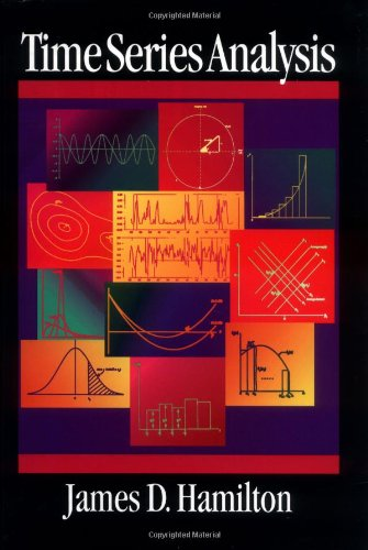 Time Series Analysis   1994 edition cover
