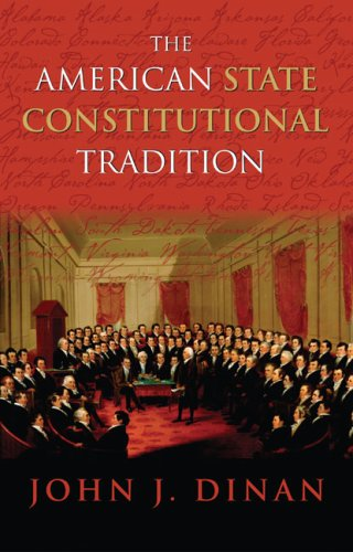 AMER State Constitutional Tradition   2006 edition cover