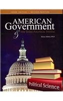 American Government and Texas Politics  3rd (Revised) edition cover