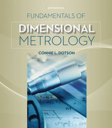 Fundamentals of Dimensional Metrology:   2014 edition cover