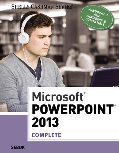 Microsoft� Powerpoint� 2013, Complete   2014 edition cover