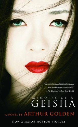 Memoirs of a Geisha  Movie Tie-In edition cover