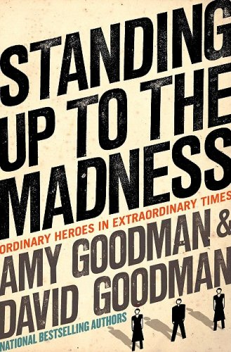 Standing up to the Madness Ordinary Heroes in Extraordinary Times N/A 9781401309893 Front Cover
