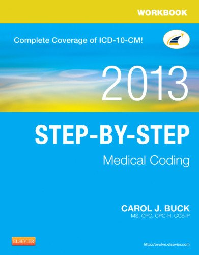 Workbook for Step-By-Step Medical Coding, 2013 Edition   2013 edition cover