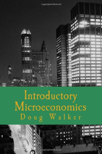 Introductory Microeconomics  N/A edition cover
