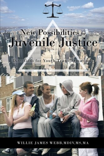 New Possibilities for Juvenile Justice Directions for Youth Transformation  2013 9781491821893 Front Cover