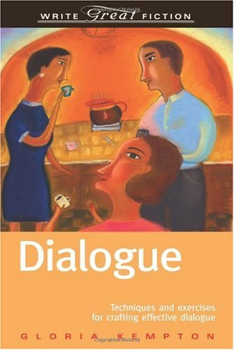 Write Great Fiction - Dialogue   2004 edition cover