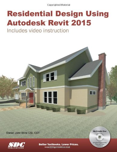Residential Design Using Autodesk Revit 2015:   2014 edition cover