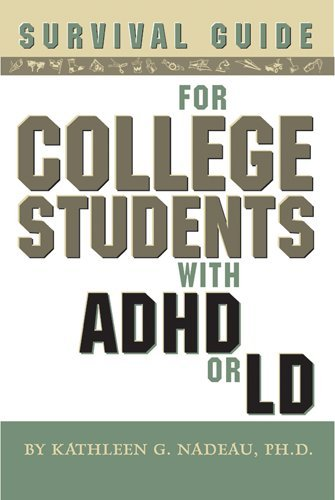 Survival Guide for College Students with ADHD or LD  2nd 2006 edition cover