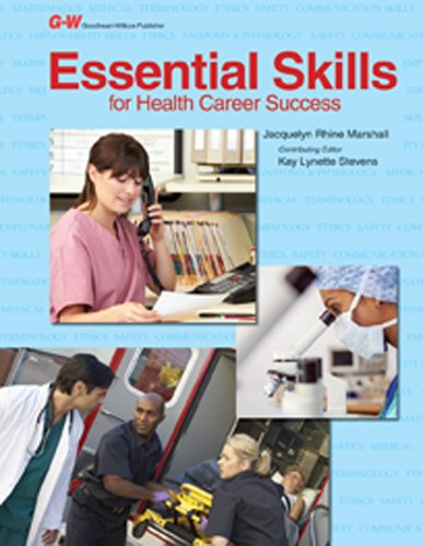 Essential Skills for Health Career Success  N/A edition cover