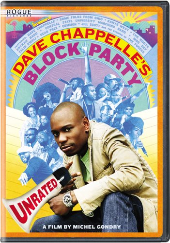 Dave Chappelle's Block Party (Unrated) System.Collections.Generic.List`1[System.String] artwork
