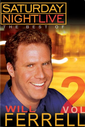 Saturday Night Live - The Best of Will Ferrell - Volume 2 System.Collections.Generic.List`1[System.String] artwork