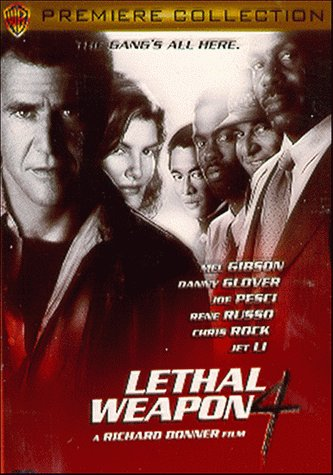 Lethal Weapon 4 System.Collections.Generic.List`1[System.String] artwork