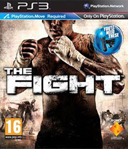 The Fight: Lights Out - Move Compatible (PS3) PlayStation 3 artwork